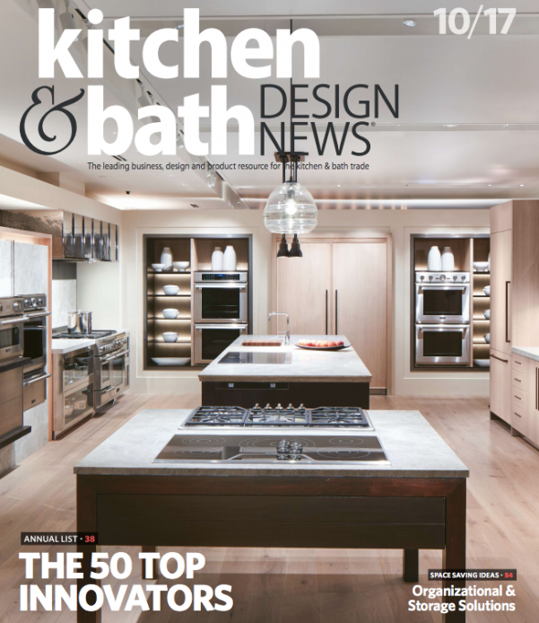 Kitchen And Bath Design Newsoctober 2017