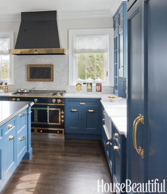 HouseBeautiful. February, 2018. The Kitchenu0027s Christopher Peacock ...